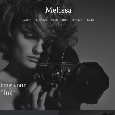 free foto wordpress theme